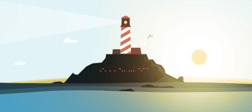 Reedsy Lighthouse