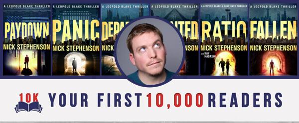 Reader Magnets Nick Stephenson