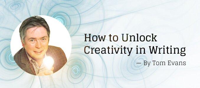 tom-evans-unlock-writers-creativity