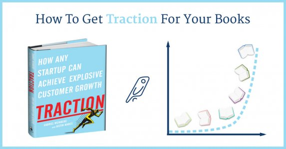Traction for your books Justin Mares