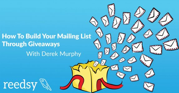 Author Mailing List through Giveaways