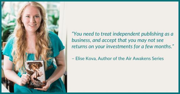 Author interview with Elise Kova