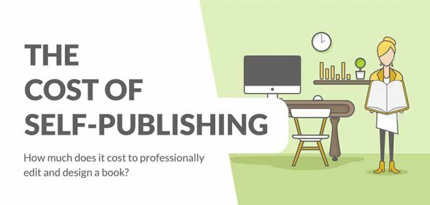 cost of self publishing