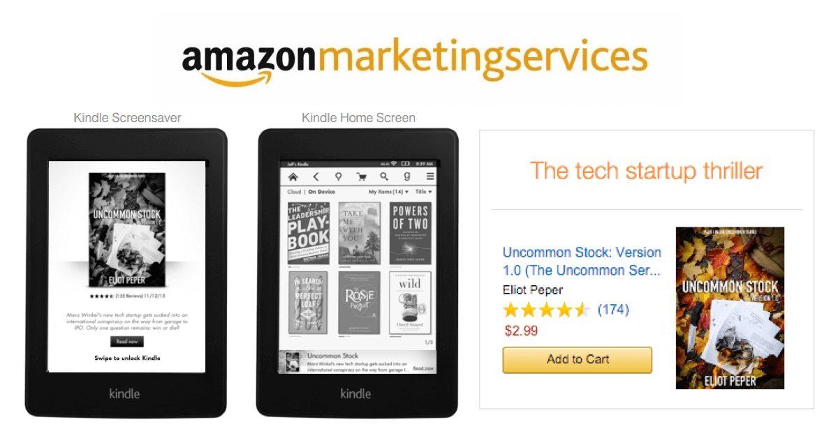 Amazon Advertising for Books