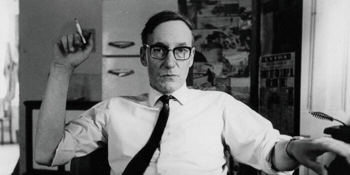 Bestselling Authors Day Jobs: William S Burroughs