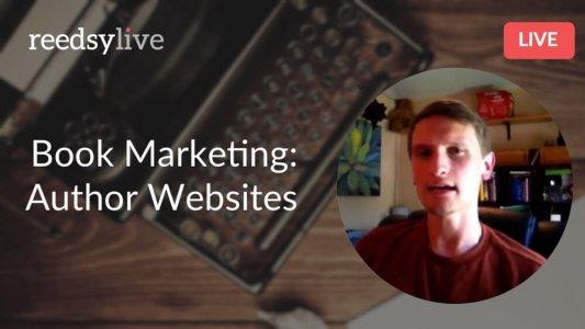 Digital Marketing Author Websites Header