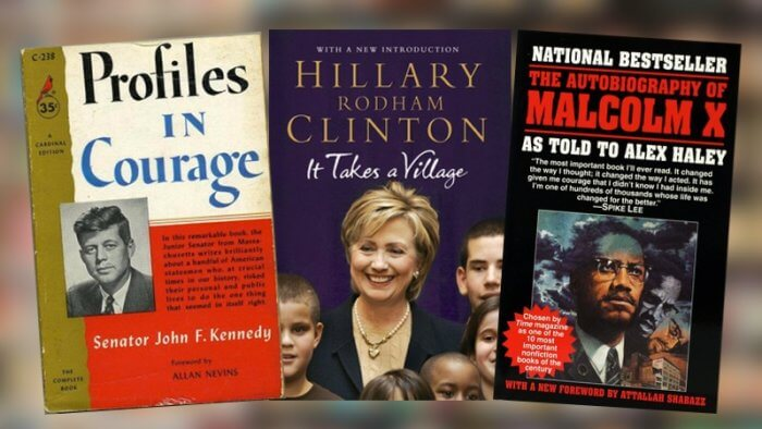 Ghostwriting non-fiction: Clinton, Kennedy, and Malcolm X
