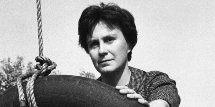 Bestselling Authors Day Jobs: Harper Lee