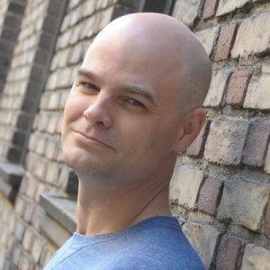 Reedsy professional Jim Thomas Headshot