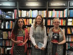 NovelLondon Reading - Entrepreneur Self-Publishing