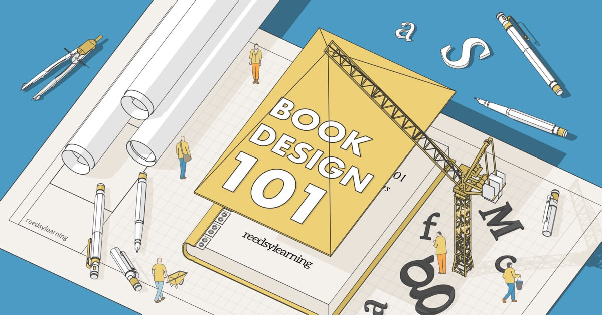 designing your book image