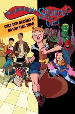 Squirrel Girl - Comic Books Improved My Writing