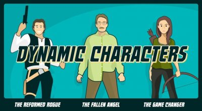 Dynamic Character vs. Static Character: How Are They Different?