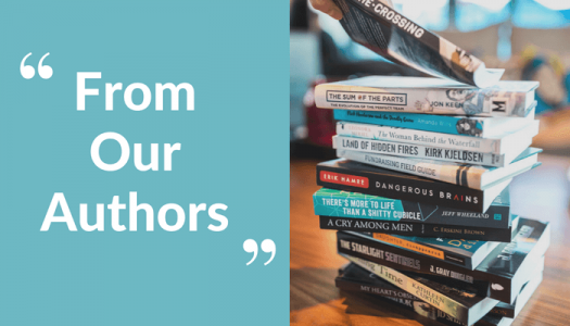 Publishing Advice From Our Authors