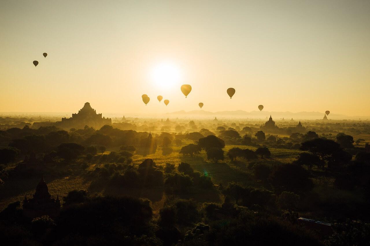 Types of travel writing - Bagan