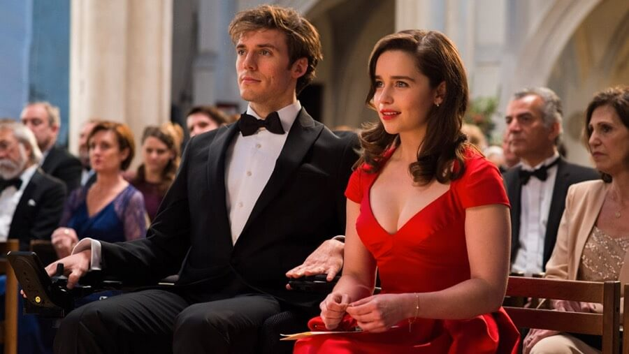 Me Before You Blurb
