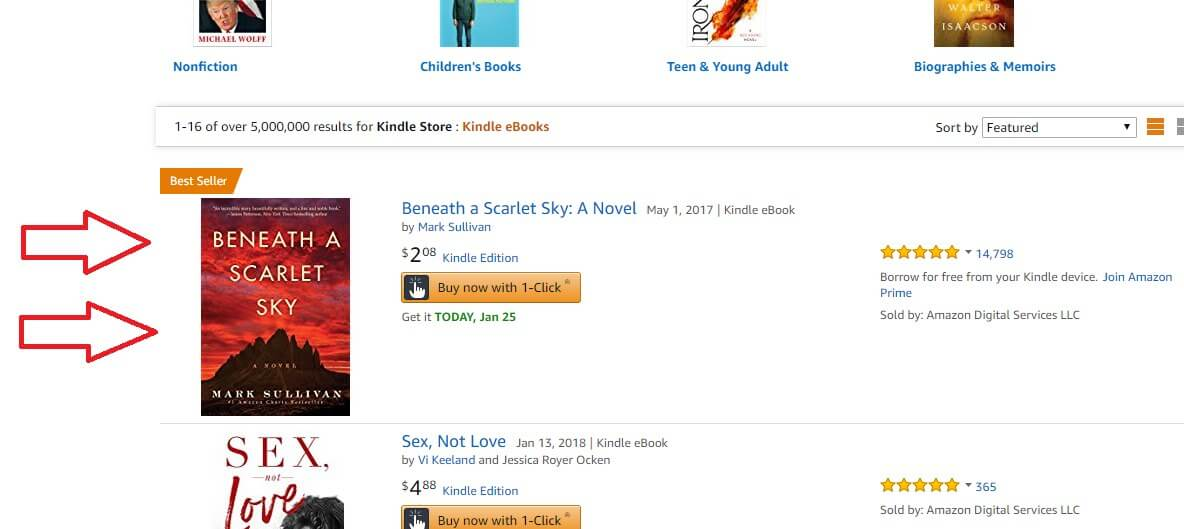 Sell more books using Amazon's 'popularity list' • Reedsy Live