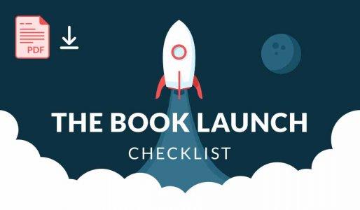 self-publishing checklist
