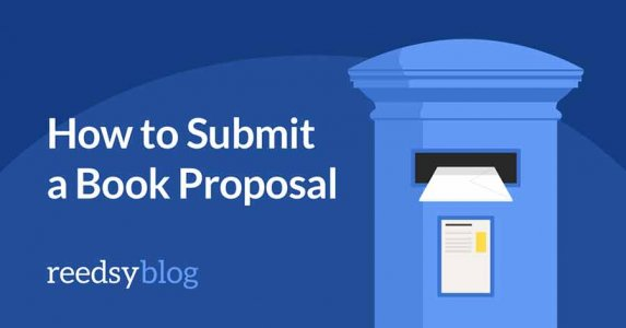 How to submit a book proposal