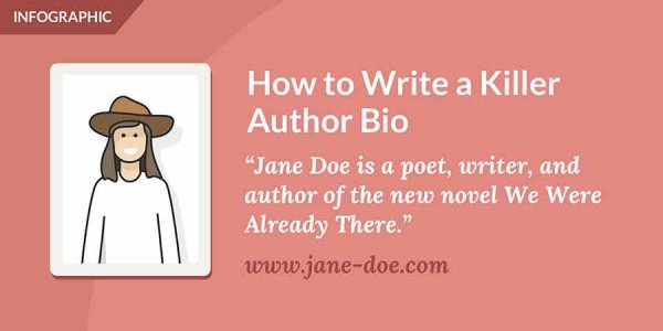 How To Write A Memorable Author Bio With Template