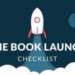 modal book launch checklist
