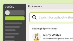 marketplace signup ghostwriter