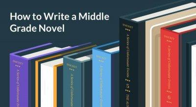 How to write middle grade novel