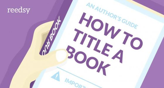 How to Title a Book header
