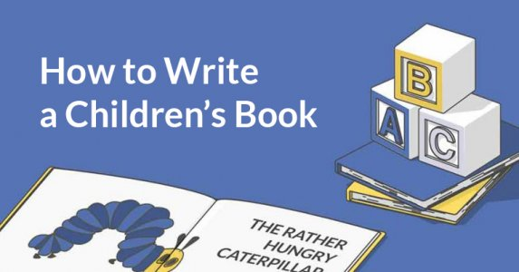 how to write a children's book 1