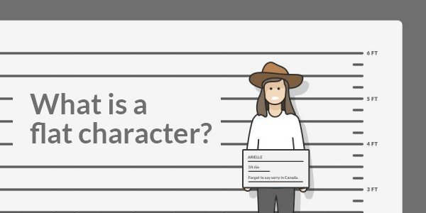 flat character 1