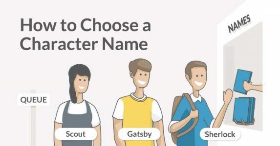 How to Come Up with an Iconic Character Name in 12 Steps