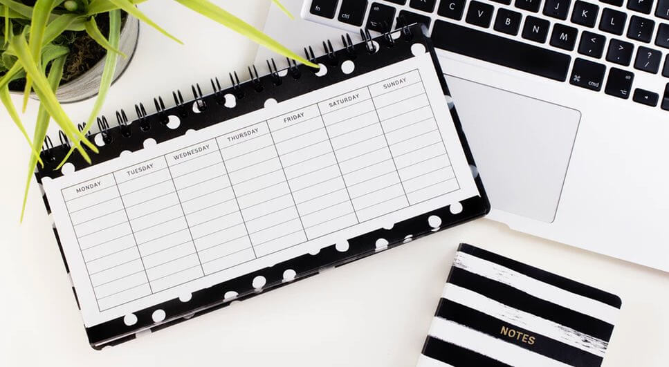 How to prepare for NaNoWriMo: Scheduling