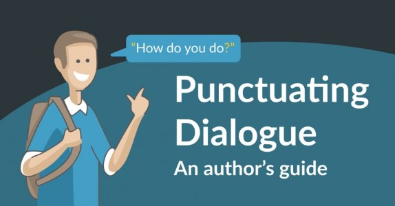 Punctuating Dialogue An author's guide
