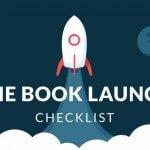 The Book Launch Checklist