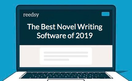novel writing software