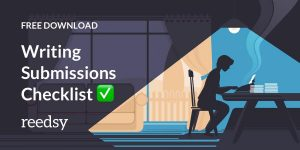 Writing Submission Checklist