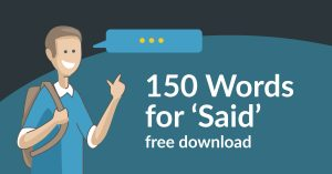 150 Words for Said