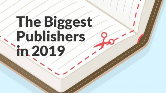 20 Largest Book Publishers in 2019 That Every Author Should Know