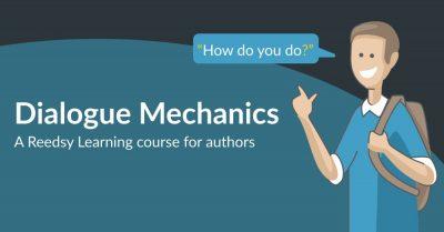 The Mechanics of Writing Dialogue