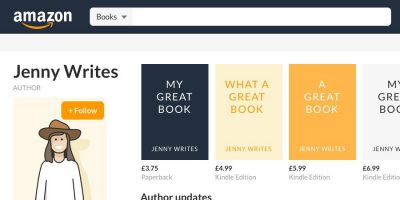 How to Self-Publish a Book on Amazon
