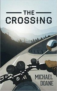 The Crossing by Michael Doane Book Cover Design