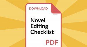 Novel Editing Checklist