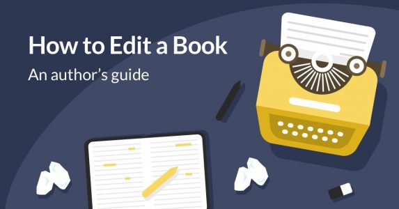 How to Edit a Book